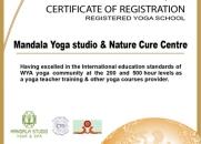 World Yoga Allance Certificate