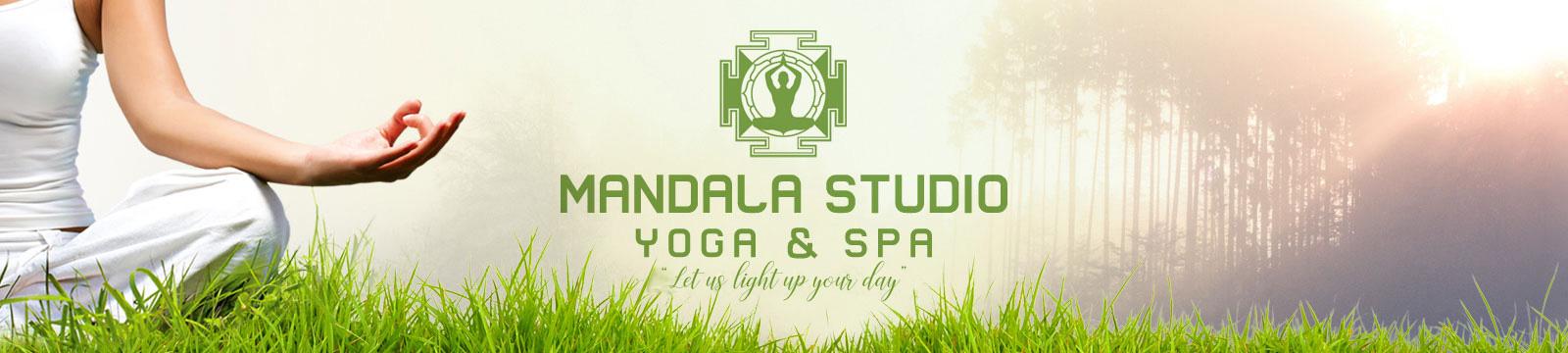 Mandala Yoga Studio logo