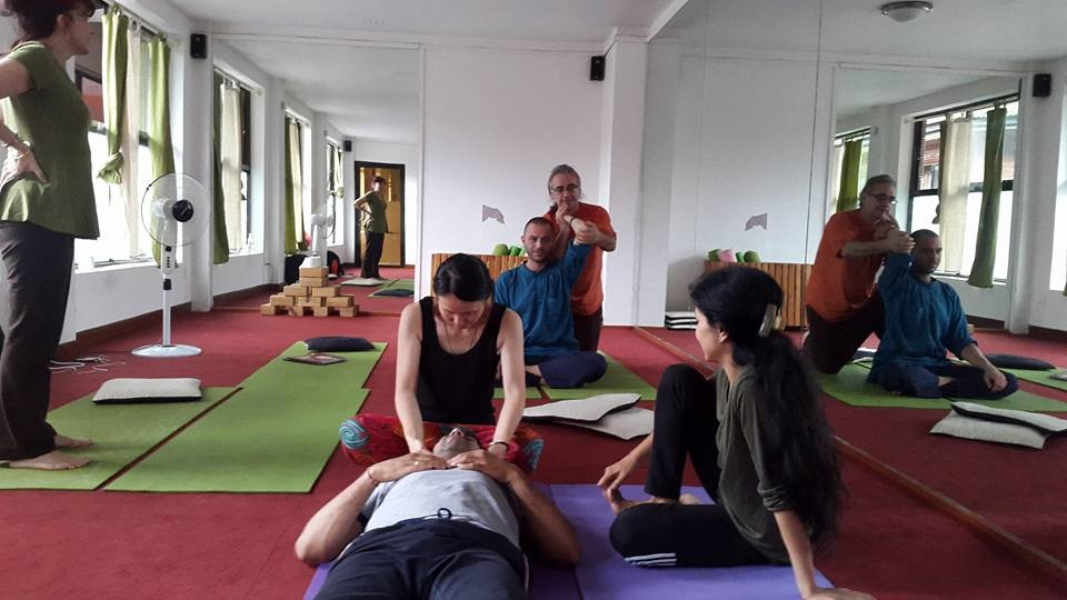 spa-training